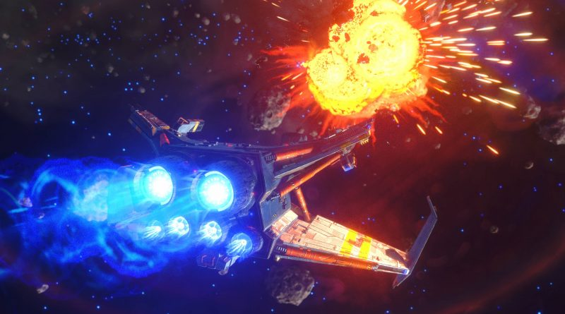 Rebel Galaxy Outlaw Nintendo Switch