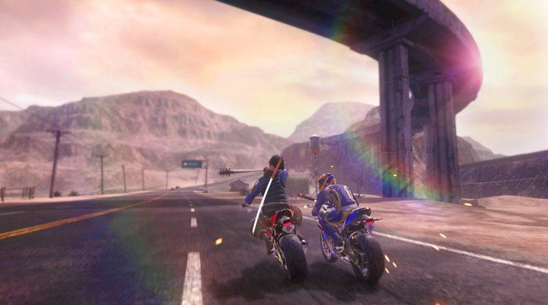 Road Redemption Nintendo Switch