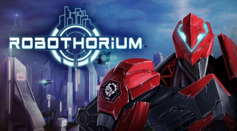 Robothorium Nintendo Switch