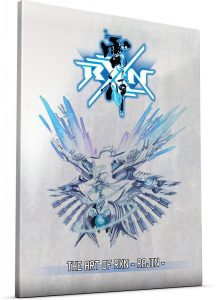 RXN: Raijin Art Book