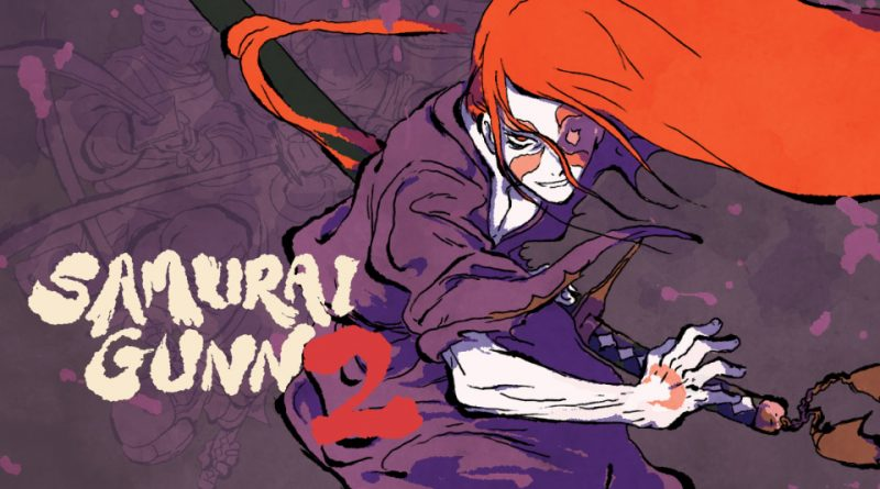 Samurai Gunn 2 Nintendo Switch