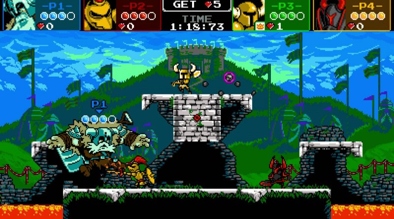 Shovel Knight Showdown Nintendo Switch