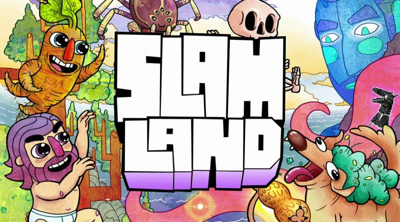 Slam Land Nintendo Switch