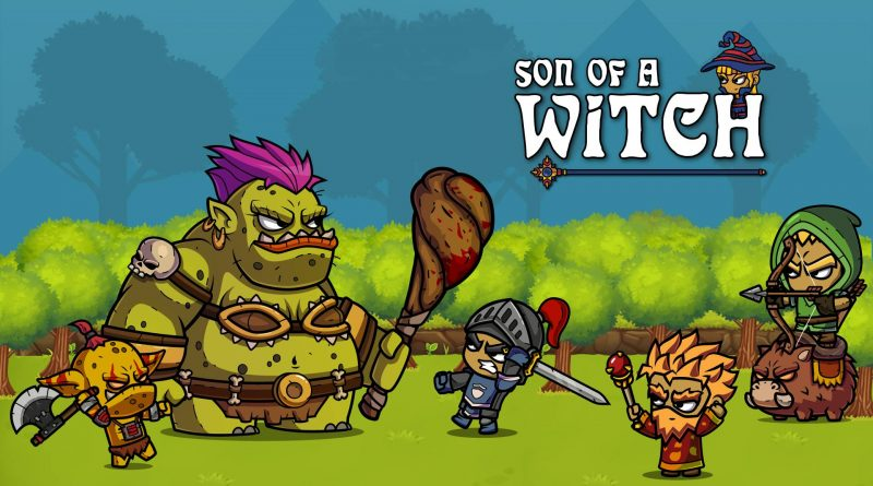 Son of a Witch Nintendo Switch