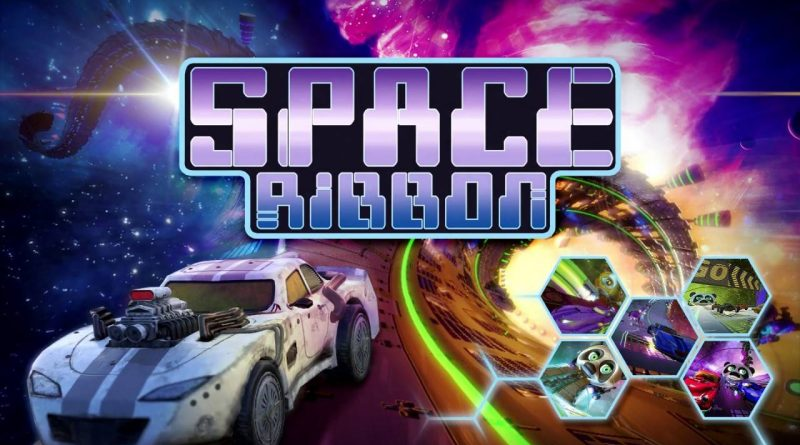 Space Ribbon Nintendo Switch