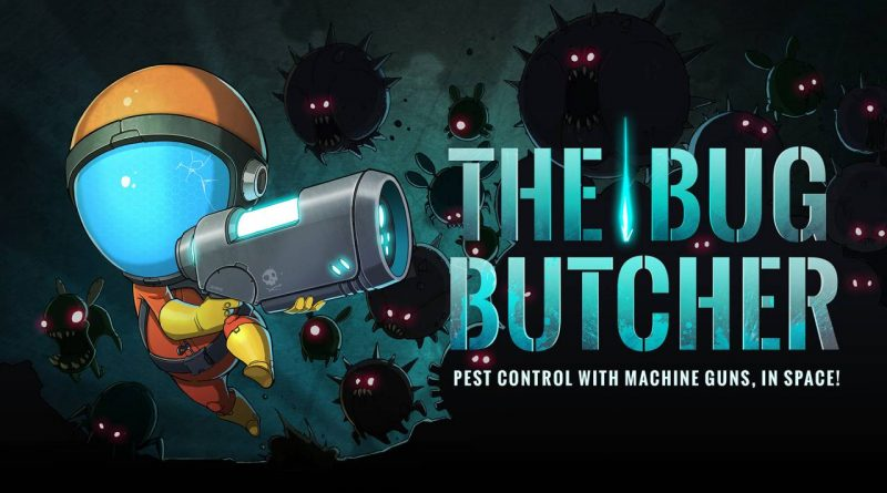 The Bug Butcher Nintendo Switch