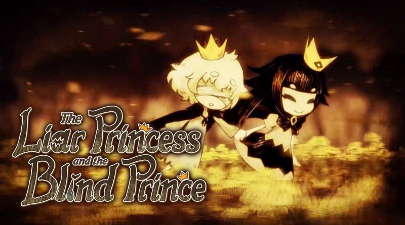 The Liar Princess and the Blind Prince Nintendo Switch PS4