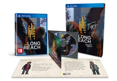The Long Reach Physical Signature Edition For PS Vita Launches In September