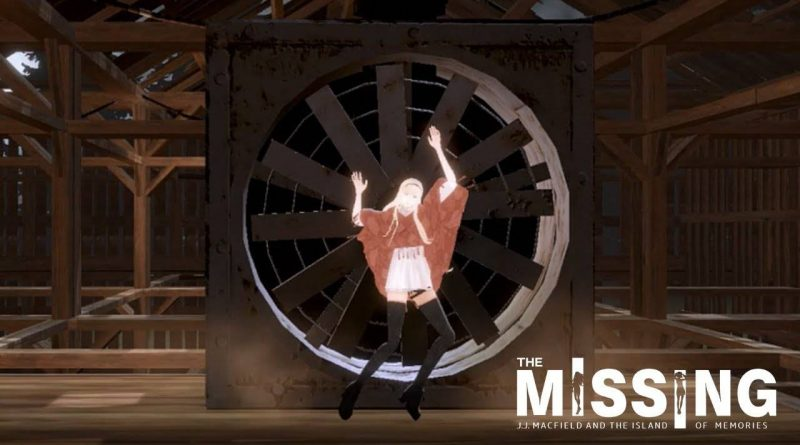 The Missing: J.J. Macfield and the Island of Memories Nintendo Switch