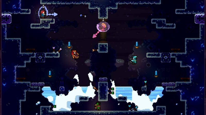 TowerFall Nintendo Switch