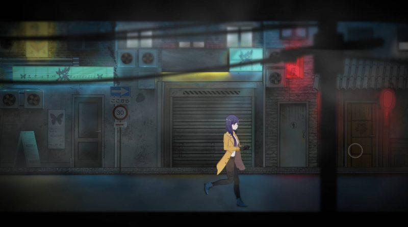 Tokyo Dark -Remembrance- Nintendo Switch