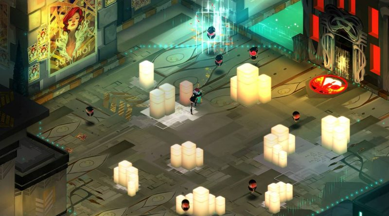 Transistor Nintendo Switch
