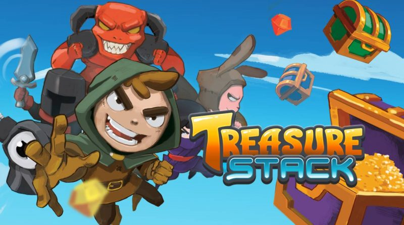 Treasure Stack Nintendo Switch
