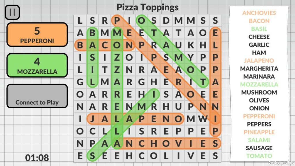 Word Search by POWGI PS Vita PS4
