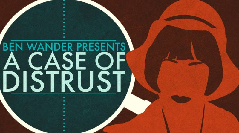 A Case of Distrust Nintendo Switch
