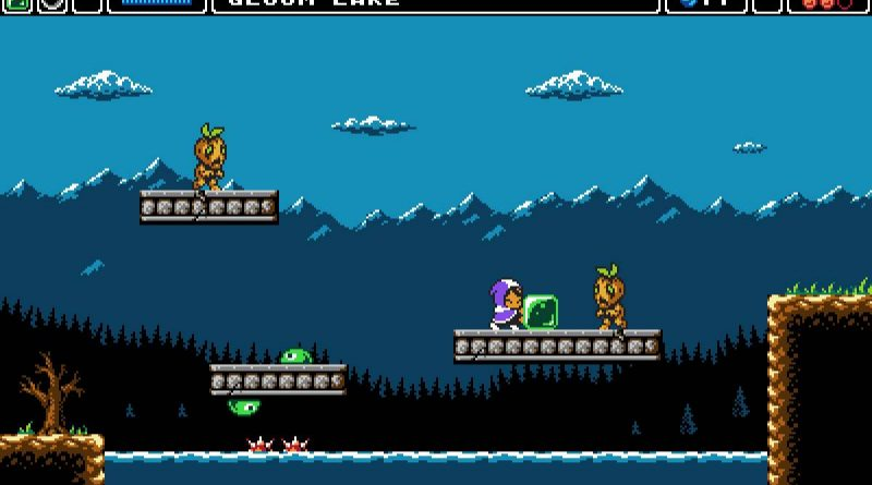 Alwa's Awakening Nintendo Switch
