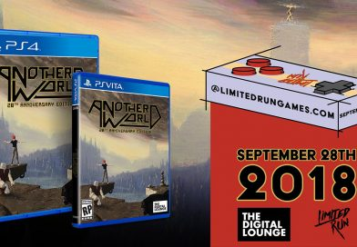 Another World – 20th Anniversary Edition Gets Physical Release For PS Vita & PS4