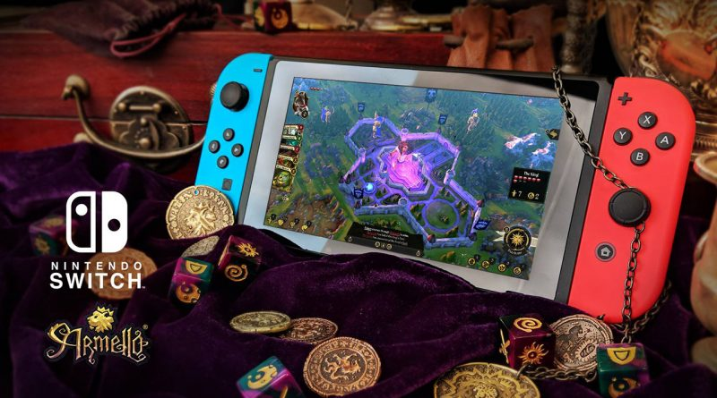 Armello Nintendo Switch