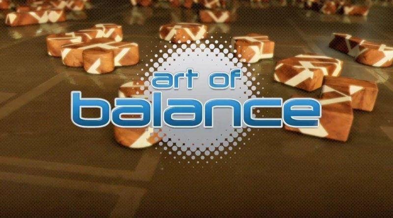Art of Balance Nintendo Switch