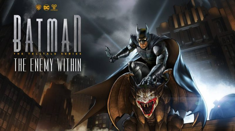Batman: The Enemy Within Nintendo Switch