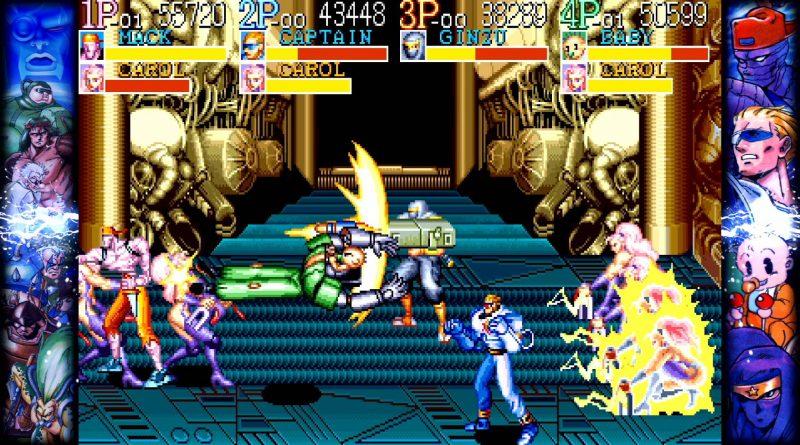 Capcom Beat 'Em Up Bundle Nintendo Switch