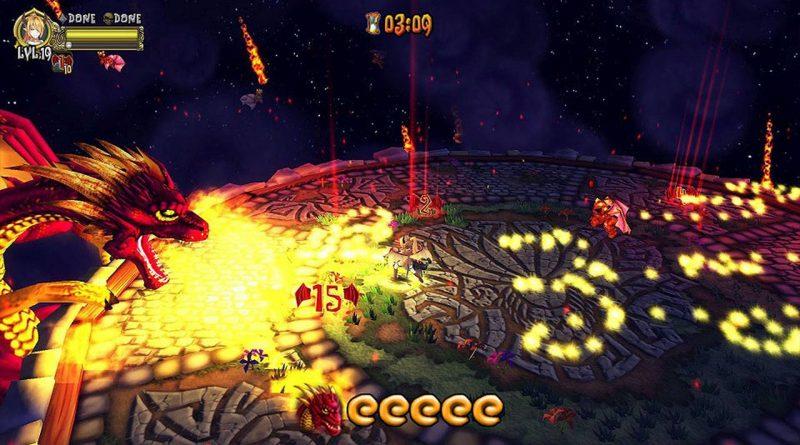 Demon's Crystal Nintendo Switch