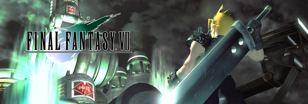 Final Fantasy VII Nintendo Switch