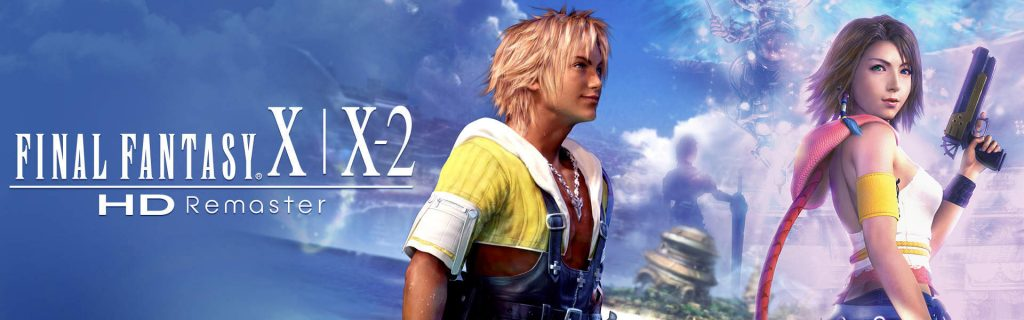 Final Fantasy X | X-2 HD Remaster Nintendo Switch
