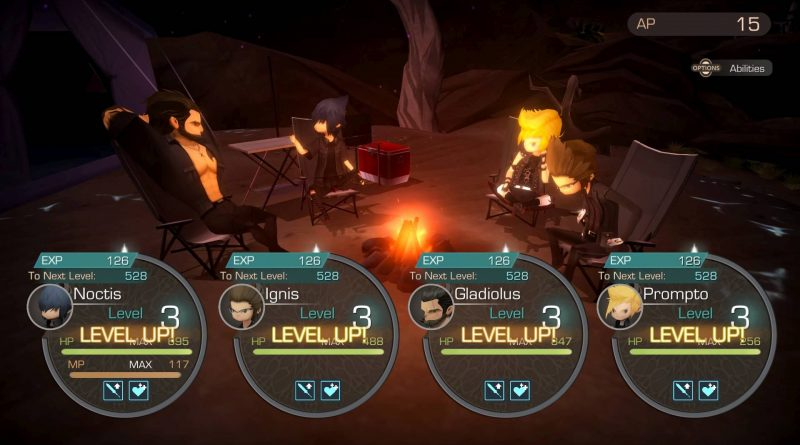 Final Fantasy XV: Pocket Edition HD Nintendo Switch
