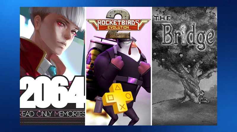 Free PlayStation Plus PS Vita Games October 2018