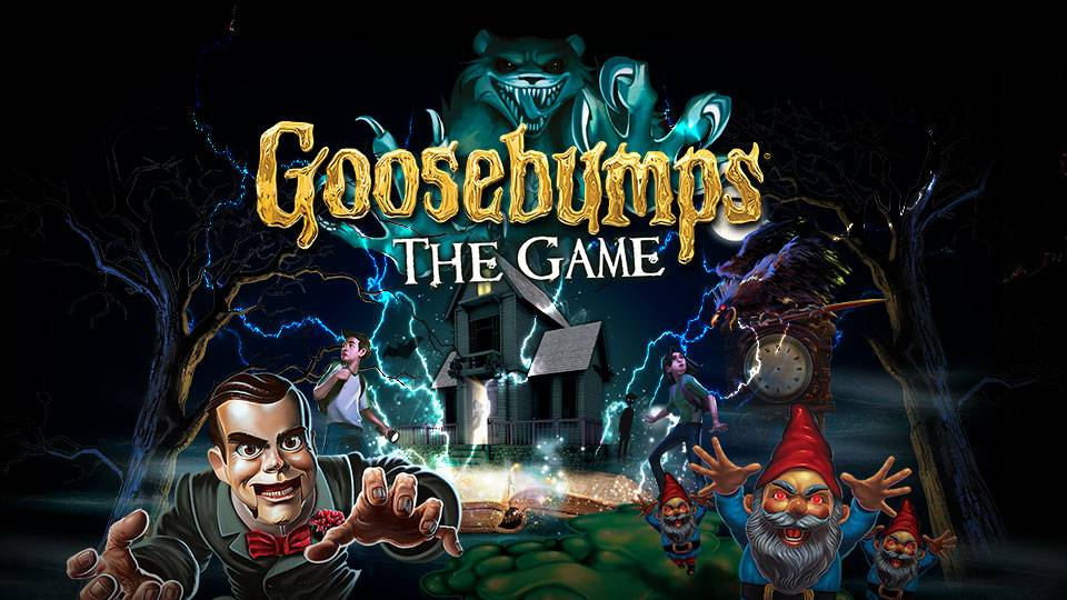Goosebumps: The Game Nintendo Switch