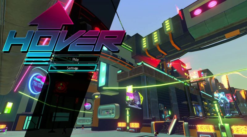 Hover Nintendo Switch