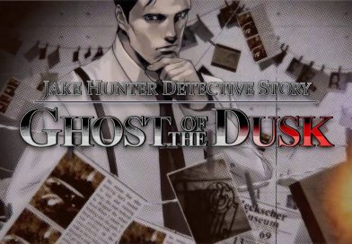 Jake Hunter Detective Story: Ghost of the Dusk Available Now For Nintendo 3DS