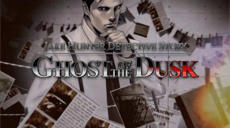 Jake Hunter: Ghost of the Dusk Nintendo3DS