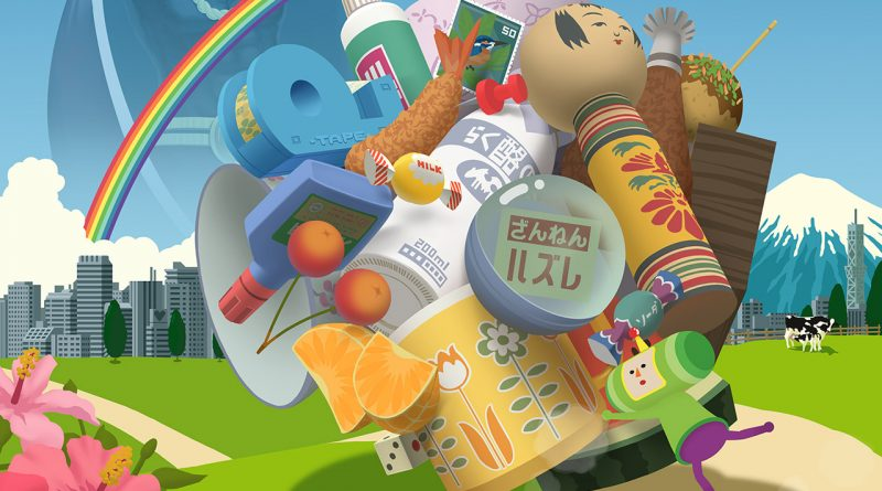 Katamari Damacy Reroll Nintendo Switch