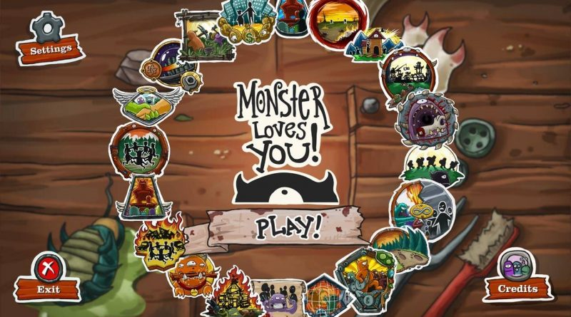 Monster Loves You! Nintendo Switch