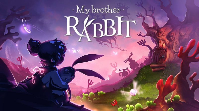 My Brother Rabbit Nintendo Switch