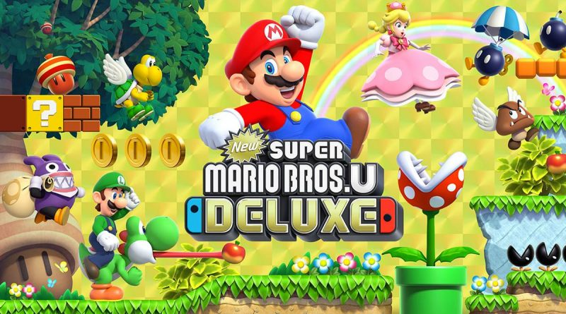 New Mario Games 2019 New Super Mario Bros. U Deluxe Coming To Switch On January 11