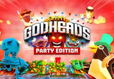 Oh My Godheads: Party Edition Coming To Switch Next Week