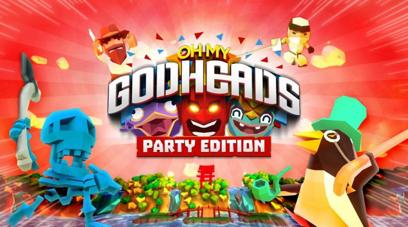Oh My Godheads: Party Edition Nintendo Switch