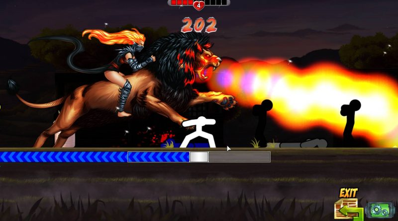 One Finger Death Punch 2 Nintendo Switch