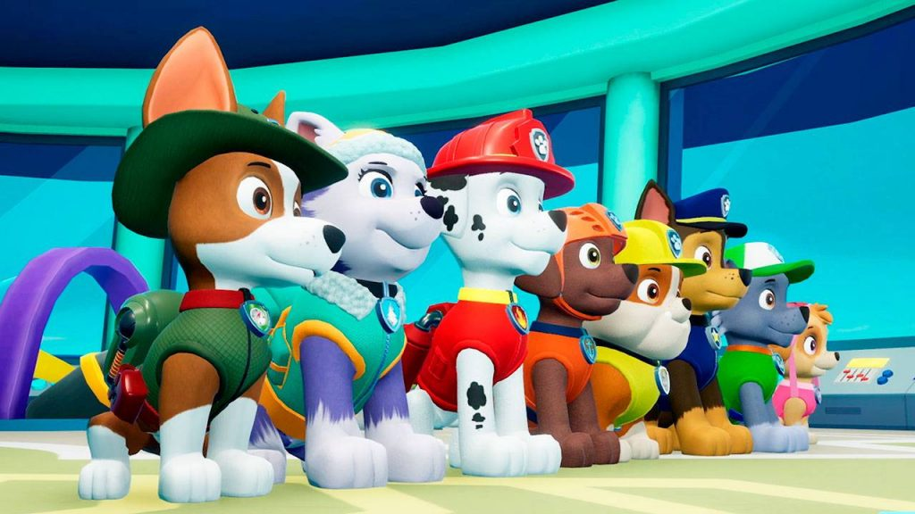 PAW Patrol: On a Rol Nintendo Switch