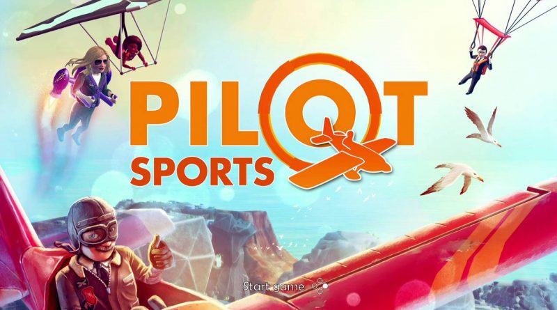 Pilot Sports Nintendo Switch
