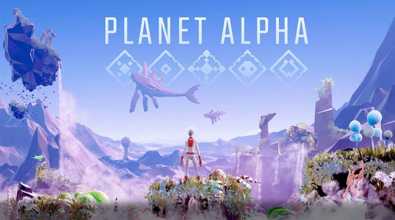 Planet Alpha Nintendo Switch