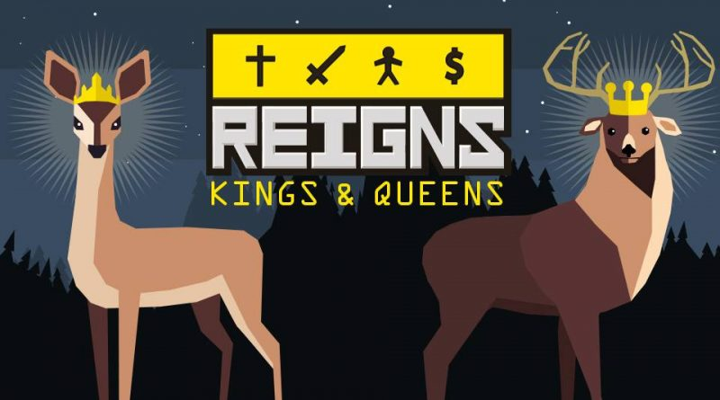 Reigns: Kings & Queens Nintendo Switch