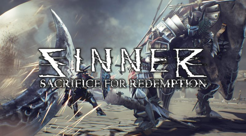 Sinner: Sacrifice for Redemption Nintendo Switch