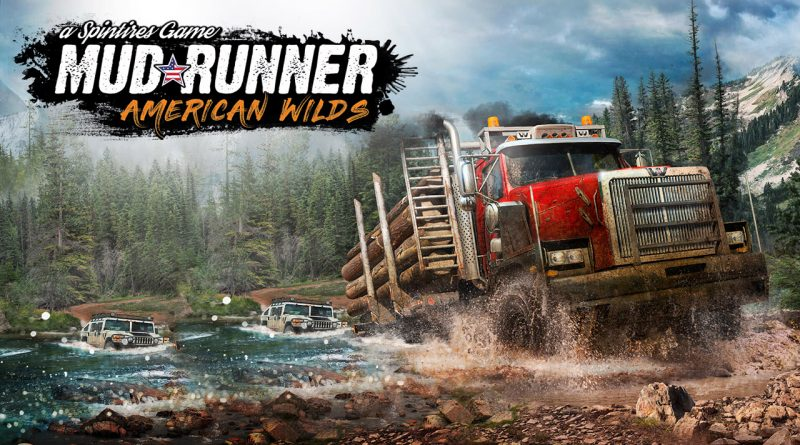Spintires: MudRunner - American Wilds Nintendo Switch