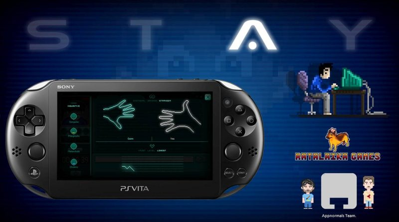 STAY PS Vita