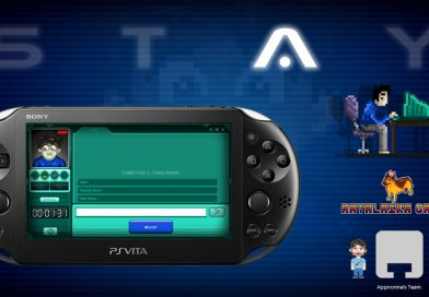 STAY Available Now For PS Vita