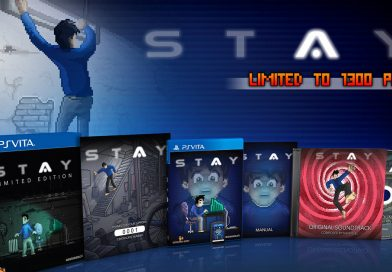 STAY Physical Limited Edition Announced For PS Vita